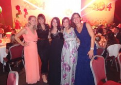 Team Zen at the Shropshire Business Awards